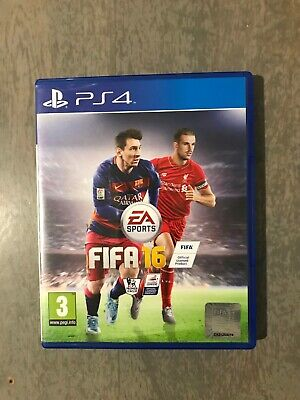 FIFA 16 (Sony PlayStation 4, 2015) EU Version - EA SPORTS - VERY GOOD CONDITION! for sale  Shipping to Nigeria