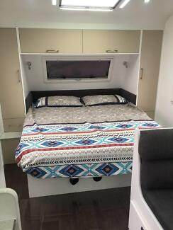 2016 New Age Big Red 21ft Ensuite Series 3 Youngtown Launceston Area Preview