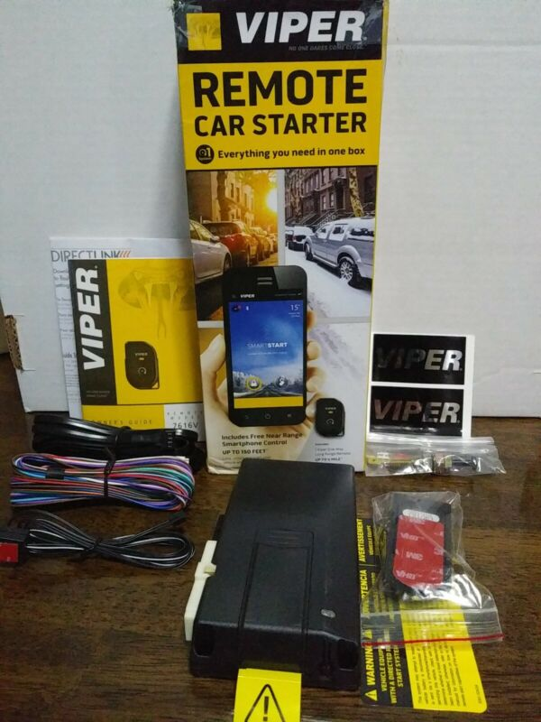Viper DS4+ Remote Start System DS4VB    MW010