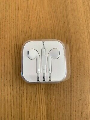 Genuine Apple Earphones Earbuds Headphones old type 3.5mm jack plug