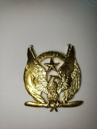 K0357 WW1 French American Medal Lafayette Escadrille  B1D12