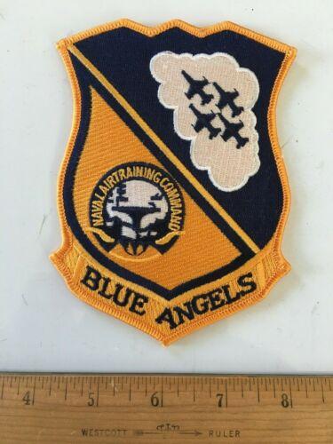 Navy Blue Angels Flight Demonstration Squadron Patch (TOPGUN Maverick)