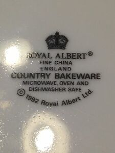 Royal Albert Country Bakewear London Ontario image 2