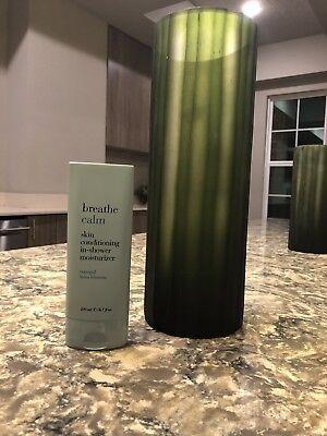 Bath & Body Works Breathe Calm Skin Moisturizer Tranquil Lotus Blossom 6.7 - Tranquil Lotus Blossom