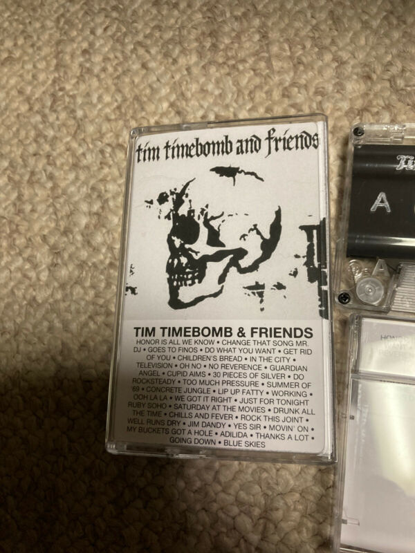 tim timebomb Cassette