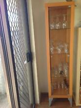 Glas and timber display cabinet and other goodies for sale Safety Bay Rockingham Area Preview