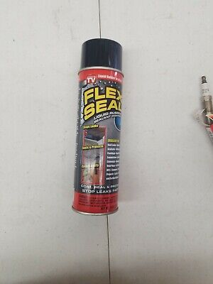 Flex Seal Black Jumbo Can Liquid Rubber Spray Sealant Coating 14 Oz