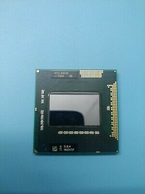 Intel Core i7-920XM 2 GHz Quad-Core Processor L3 8M Socket G1 SLBLW Unlocked CPU for sale  Shipping to Canada