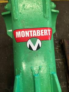 Montabert V32 Rock Breaker Canning Vale Canning Area Preview
