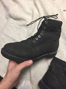 Timberland Boots Black Size 12 (80 or BEST OFFER)
