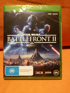 Xbox One Star Wars Battlefront 2 Hawthorn Boroondara Area Preview