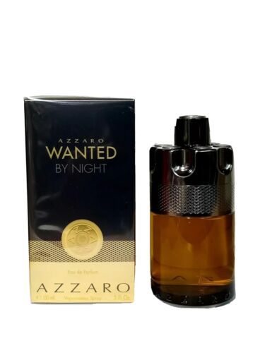 Azzaro Wanted by Night 5.0 oz EDP spray mens cologne 150ml N