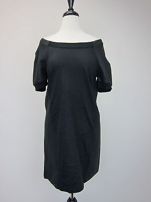 Fabletics Women's Brenna Dress Large Black  NWT