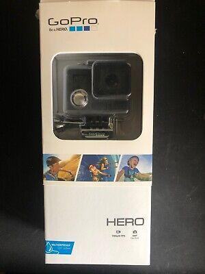 GoPro HERO nero aperto mai usato