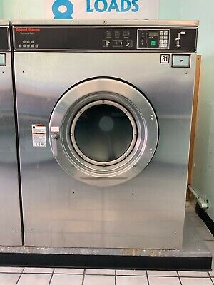 80lb Speed Queen Commercial Coin-op Washer