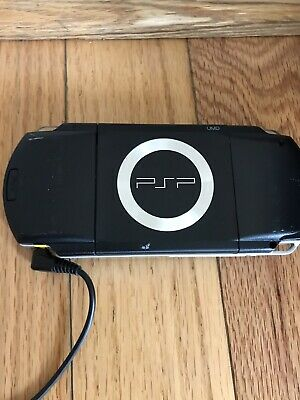 Sony PlayStation Portable PSP - Black (PSP-1001K) Needs Battery