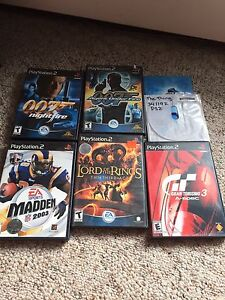 PS2 games with 3 memory cards