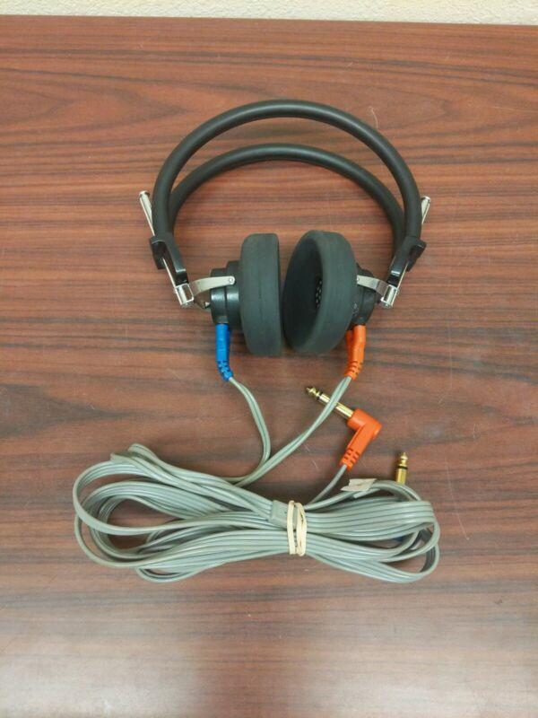 Telephonics TDH-39p 296d000-9 Audiometry Headset
