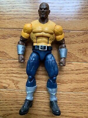 "Marvel Legends Series The Defenders Luke Cage From 4 Pack 6"" Action Figure Loose"