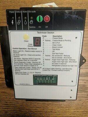 Used Scotsman Ice Machine Control Board 11-0575-04