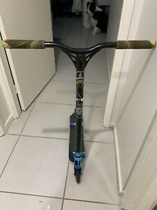 Custom envy scooter