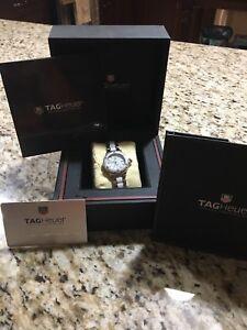 Authentic - Tag Heuer Ceramic Watch
