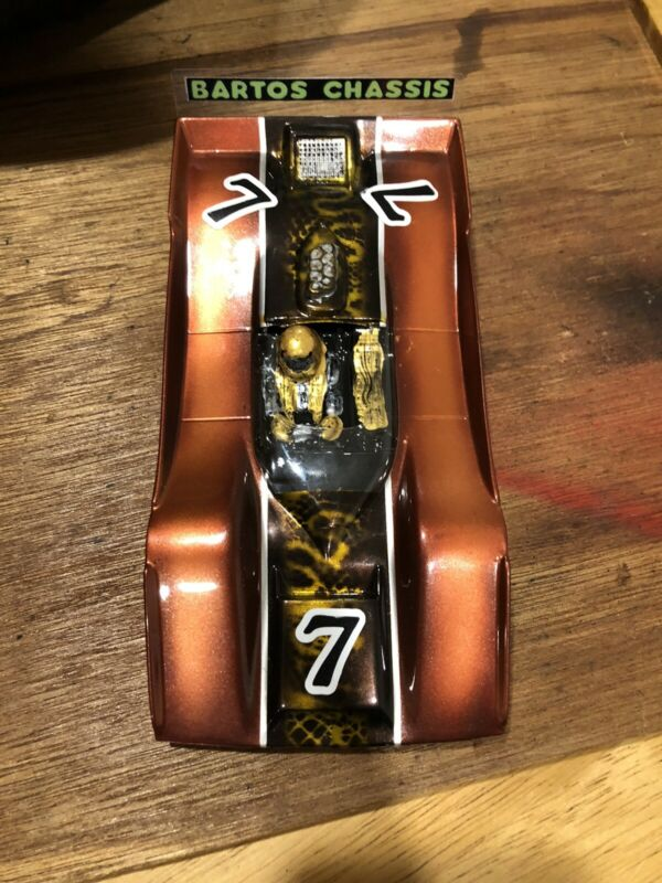 1/24 slot car retro Can Am