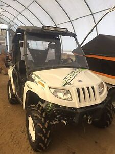 2011 Arctic Cat Side by Side
