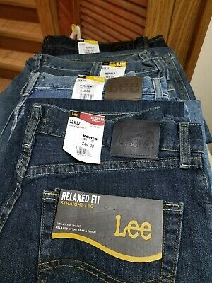 Lee Jeans Big And Tall Jeans (Men's LEE Regular or Big & Tall Jeans  Assorted Styles, Sizes &)