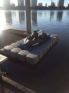 Jet ski pontoon Surfers Paradise Gold Coast City Preview