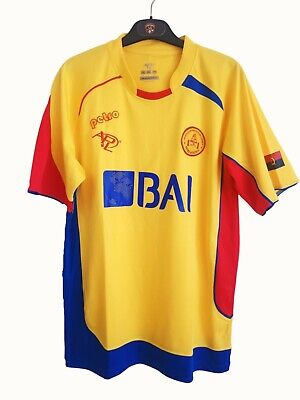 Petro Luanda Football Home Shirt 2012 (L) Angola Africa Portugal Jersey Trikot image