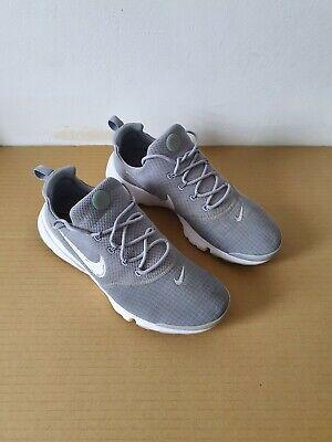 Men's Nike Air Presto Fly SE Men's Shoe - Grey in Size 8.5 UK