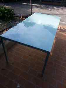 Table glass top Chatswood West Willoughby Area Preview