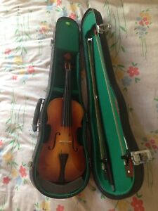 Ensemble Violon 1/4 de bois, B&J Music Imports