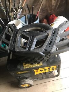 Front rack off 2014 can am outlander 650