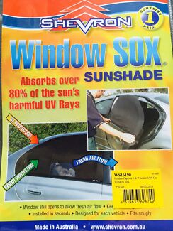 Window Sox - Holden Captiva Neutral Bay North Sydney Area Preview