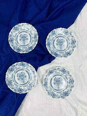 (4) Honorine by ARCOPAL Salad Plates