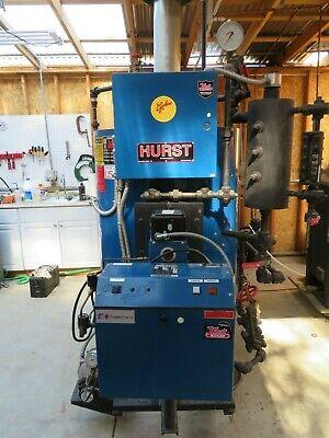 Hurst Steam Boiler 10hp Oil Fired