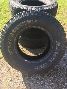 30x9.50 r 15 wild country