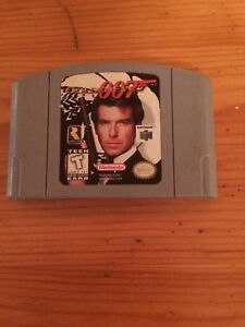 James Bond Golden Eye N64