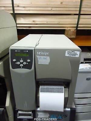 Zebra S4M USB Network 203DPI Thermal Label Printer S4M00-200E-0200D 42 INCH