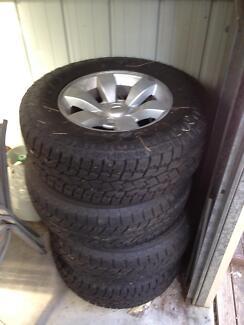 Ford ranger 2007 wheels