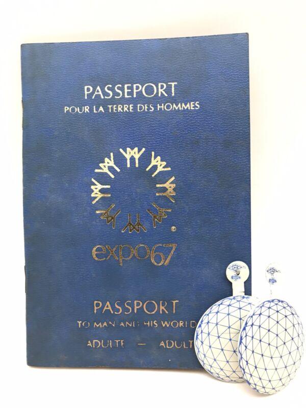 1967 Expo 67 Montreal World