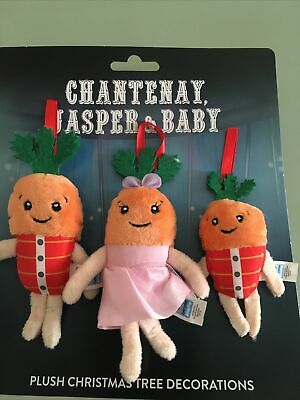 Kevin the carrot kids jasper baby toy christmas tree decorations aldi advert