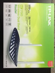 TP-LINK Wireless AC router
