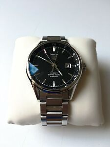Tag Heuer Carrera Calibre 7 Twin-Time Automatic Watch Newtown Inner Sydney Preview