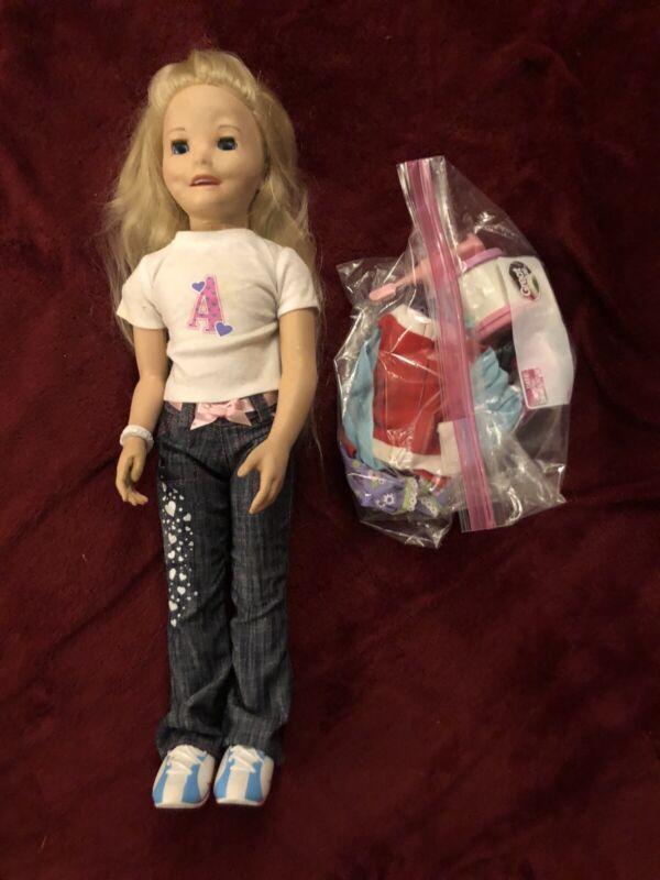 amazing allysen doll 2006 Interactive