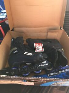 Bauer rollerblades size 8 men or size 10 women's
