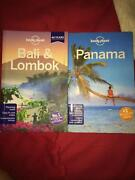Panama + Bali & Lombok Lonely Planet travel guides Northcote Darebin Area Preview
