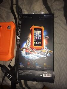 Life proof life jacket for iPhone 5 case